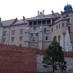 A castle in Krakow.  The main castle, I believe.