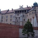 A castle in Krakow.  The main castle, I believe.