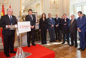 Nueva sede de la Cámara Oficial de Comercio, Industria y Servicios de Madrid