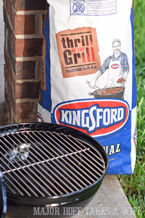 Kingsford Charcoal for the fourth of July