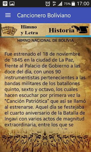 教育必備免費app推薦|Cancionero Boliviano線上免付費app下載|3C達人阿輝的APP