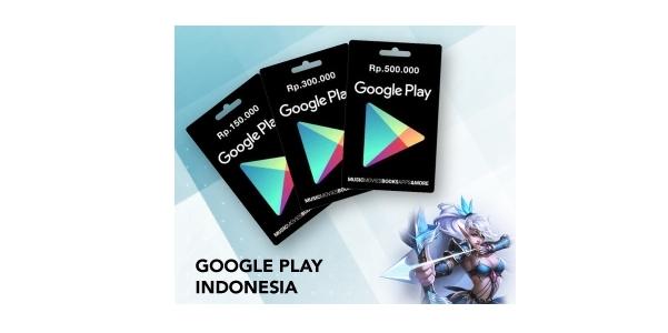Begini cara beli voucher Google di Tokopedia Cara Beli Voucher Google di Tokopedia (3 Langkah)