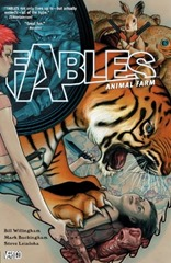 10. Fables Vol 2 Animal Farm