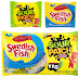 Huge Bag 3.75 Pounds of 115 Snack Packs Sour Patch Kids Candy & Swedish Fish Snack Packs Only $5. Early Expiration Product sale