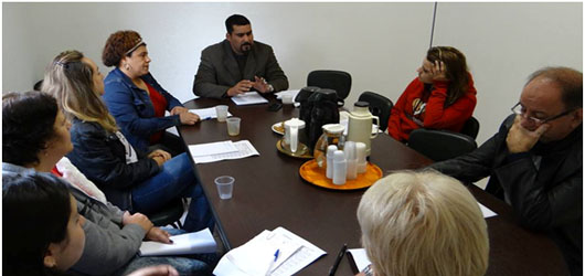 Conisud realiza reunião com o núcleo social e ambiental