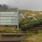 Thredbo - Kosciuszko Walk