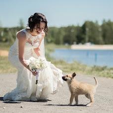 Wedding photographer Natalya Lapkovskaya (lapulya). Photo of 26.10.2017
