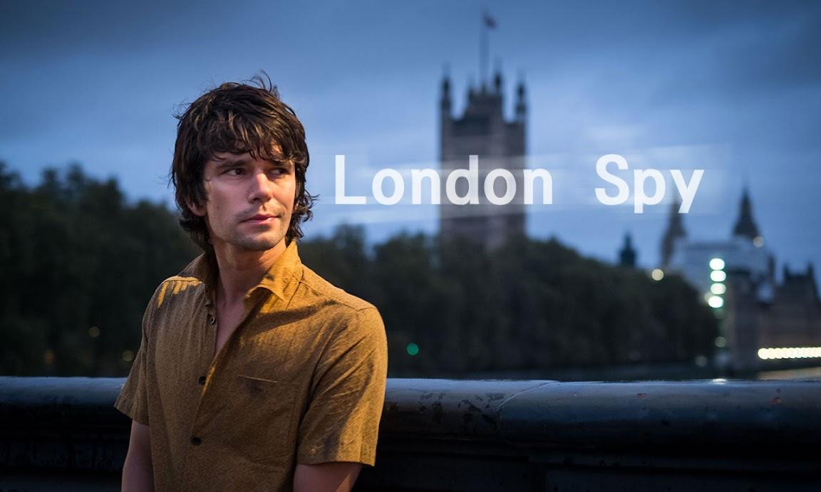 英劇 倫敦間諜 London Spy 線上看  美劇