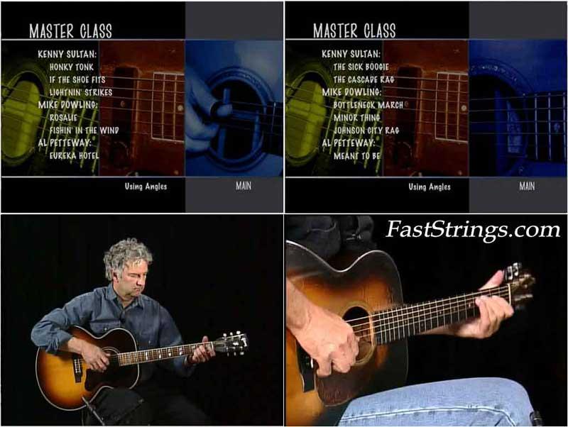 Acoustic Masterclass: Acoustic Blues Solos
