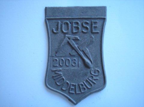 Naam: JobsePlaats: MiddelburgJaartal: 2003