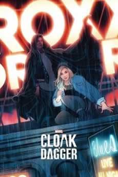 Baixar Série Manto & Adaga (Cloak & Dagger) 1ª Temporada Torrent Dublado Grátis