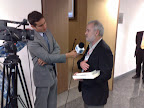 Entrevista a Mansur Escudero de Canal Cable Noticias