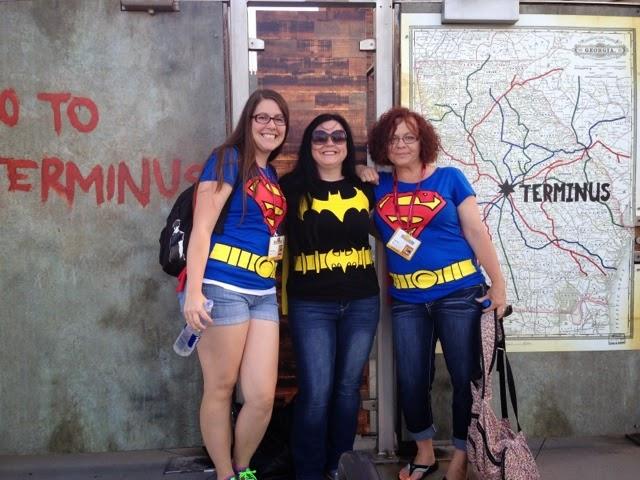 Comic Con Day #1