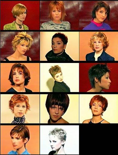 DVD 14 Kiểu cắt tóc nữ