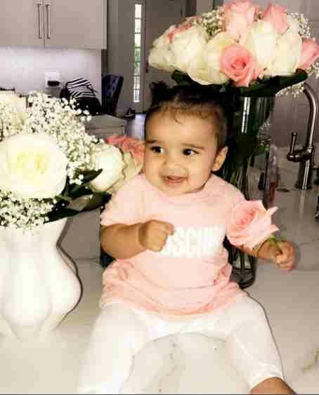 Checkout This Adorable New Photo Of Dream Kardashian