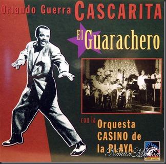 Orlando Guerra 'Cascarita', front
