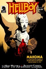 Richard Corben-Makoma 1- 01