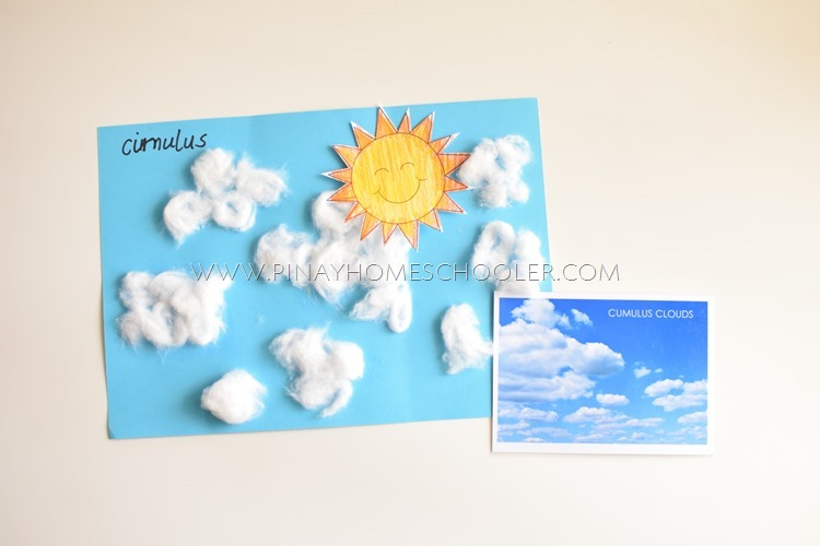 DIY Cumulus Clouds
