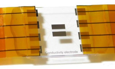 導電率測定用電極