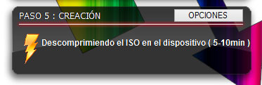 Descomprimir ISO de Linux en un Pendrive