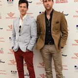 OIC - ENTSIMAGES.COM - Matthew Lewis at the Dockers Flannels for Hero's Charity cricket match and Garden party Chelsea London 19th June 2015  Photo Mobis Photos/OIC 0203 174 1069