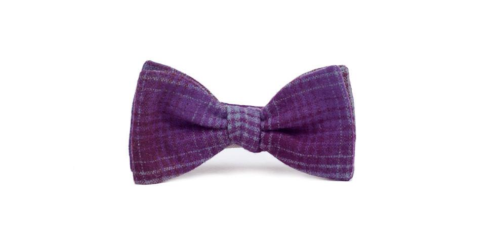 *Harding & Wilson的手工羊毛領結!:傳承過往紳士風的Bow Tie! 10