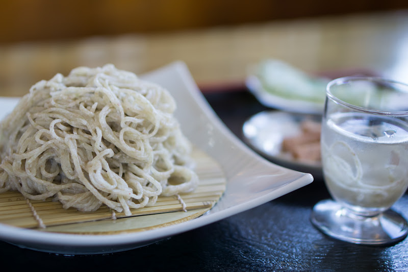 Japanese noodle (Soba) photo5
