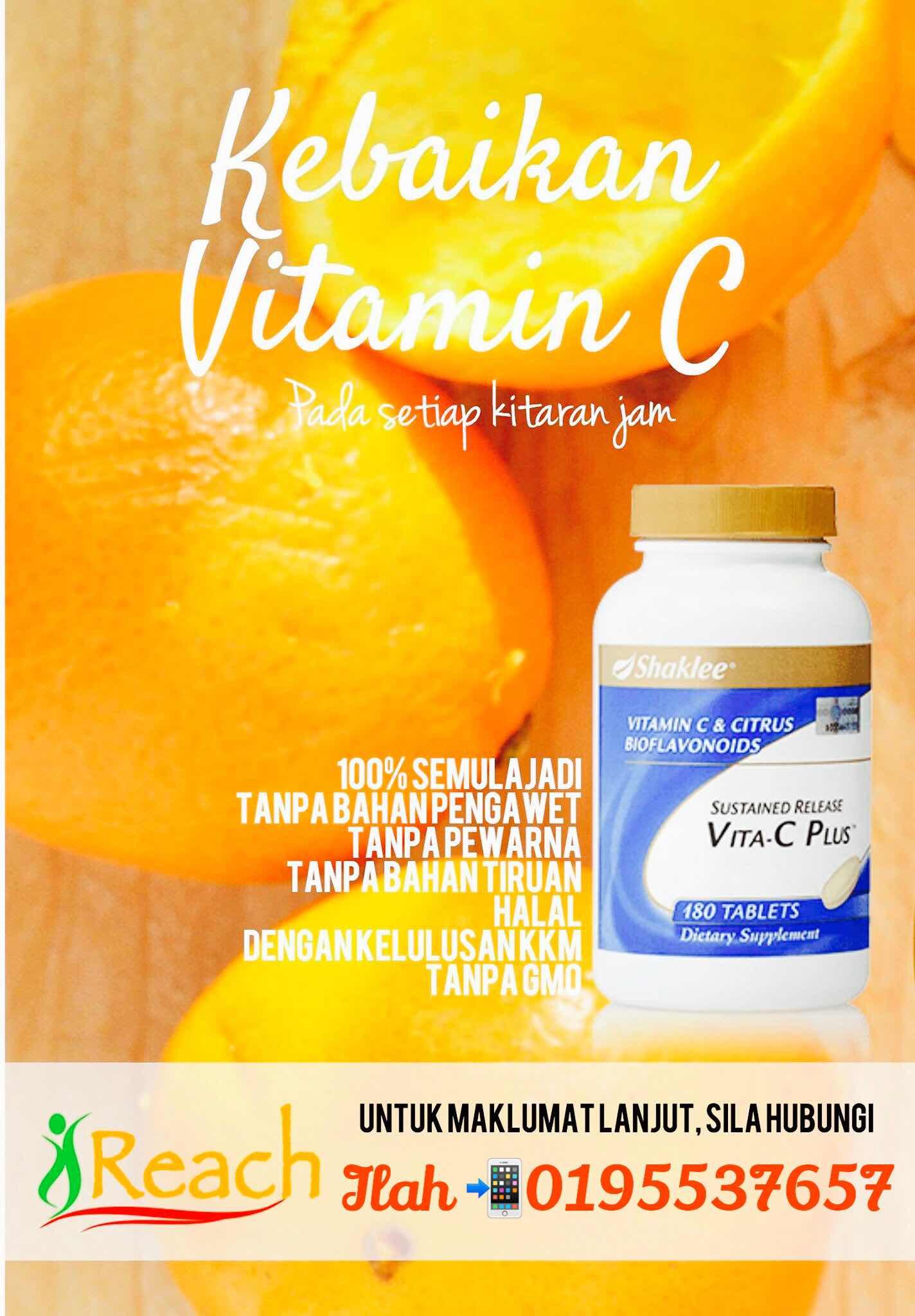 Vitamin C Organik