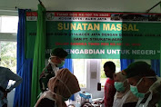 TNI Gelar Sunat Massal bagi Puluhan Anak Kurang Mampu