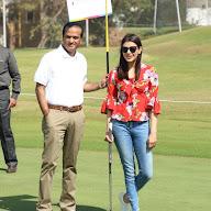 Kajal Agarwal at Cancer Crusaders Invitation Cup at Hyderabad Golf Club (5).JPG