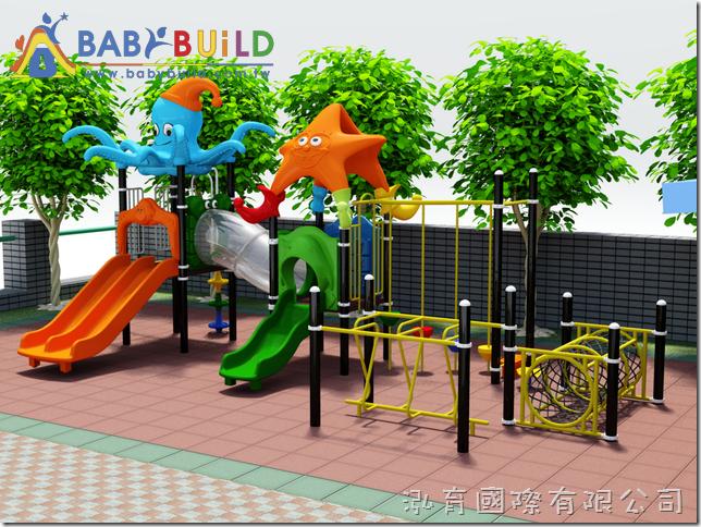 BabyBuild 幼兒園兒童具設計規劃