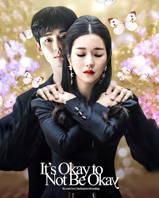 review it's okay not to be okay