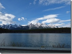 Lake Hector, Icefields Parkway