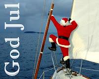 Julemanden til søs
