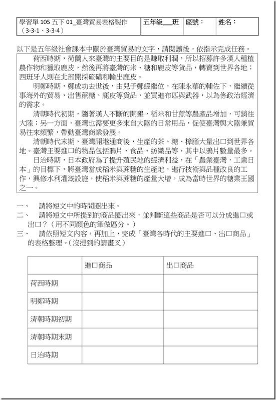 學習單105五下01_臺灣貿易表格製作_簡易版_01