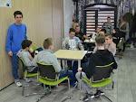 Zajęcia edukacyjne w TOEE w Zalesiu 2016-03-15
