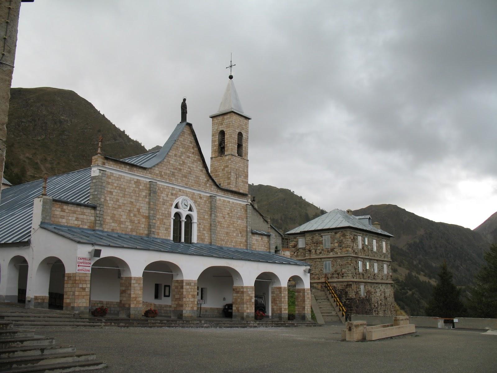 Santa Anna di Vinadio