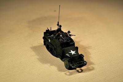 Semioruga M3 A1