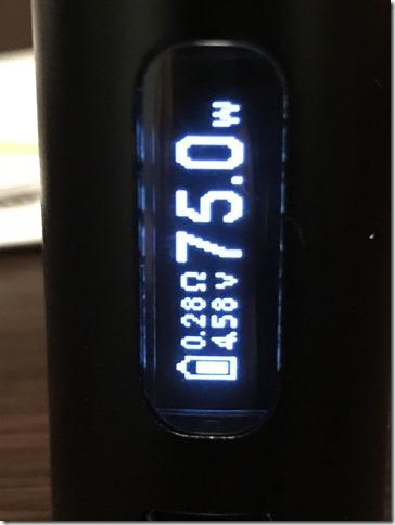 IMG 0156 thumb%25255B2%25255D - 【原点回帰】ここから始まった人も多いハズ!ELEAF iStick Pico Kit 4mlレビュー!