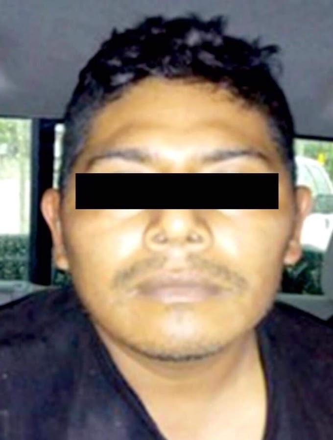 """Ejecuta Fiscalía orden de aprehensión en contra de Audilio """"N"""""""
