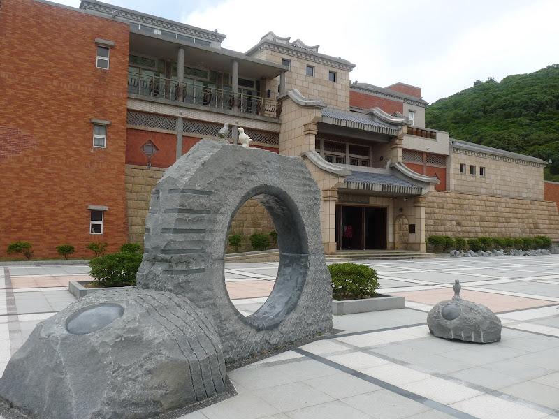 Un musée intéressant de quatre étages...