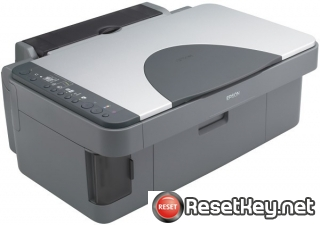 WIC Reset Utility for Epson RX425 Waste Ink Pads Counter Reset
