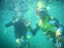 family trip pulau pari 140716 Nikon 24
