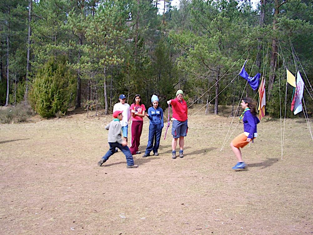 Campaments amb Lola Anglada 2005 - CIMG0397.JPG