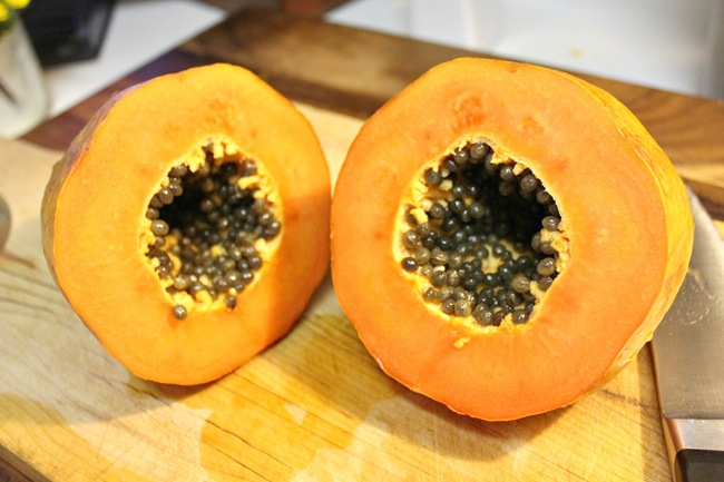 Papaya Drink | Mexican Drink