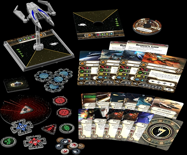 Wave 6 X-Wing IG-2000
