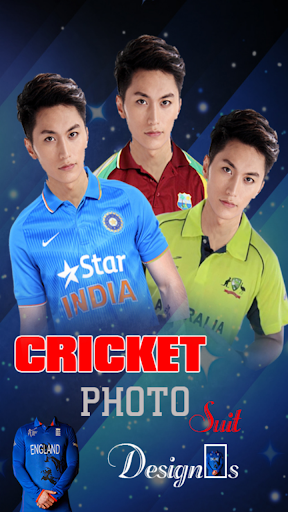Cricket Photo Fun + Photo Suit
