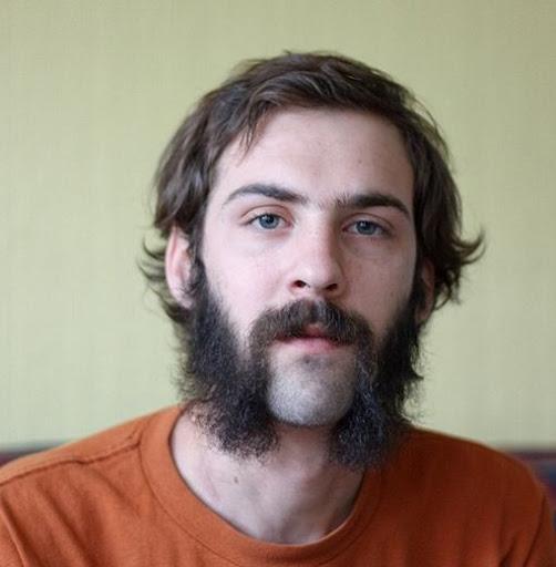 Admirable Creative Guy Shaves Words Symbols Amusing Designs Onto His Beard Short Hairstyles For Black Women Fulllsitofus