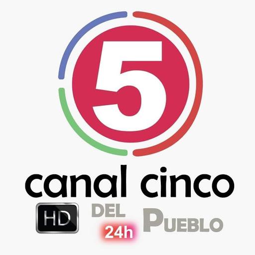 Logo Canal 5 del Pueblo