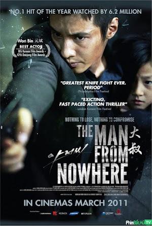 Phim Sát Thủ Vô Danh - The Man From Nowhere (2010)